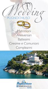 banner Pugnochiuso wedding