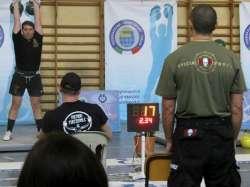 """Firenze - Il gruppo sportivo """"Hop Special Force"""" si distingue ai campionati italiani di slancio"""