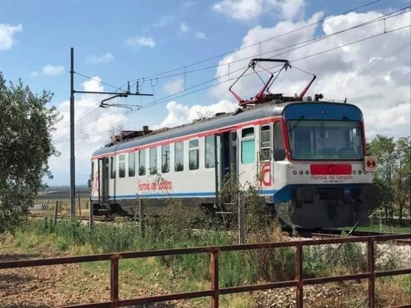 Ferrovie del Gargano, più sicurezza sulla Ischitella-Peschici