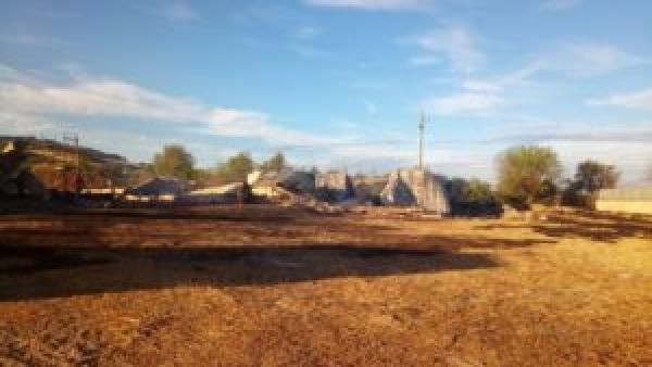 Devastato il sito archeologico di Faragola, NOBILE (SI Capitanata): Atto criminale