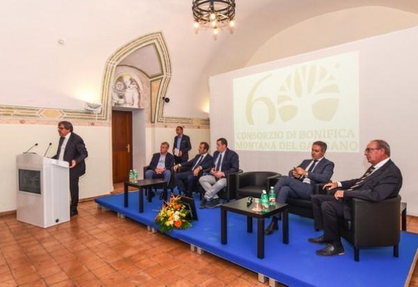 Da S.Marco in Lamis le nuove sfide del Consorzio di Bonifica del Gargano