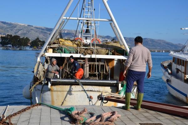 Stop al fermo biologico, si torna a pescare ma il mercato ittico non apre