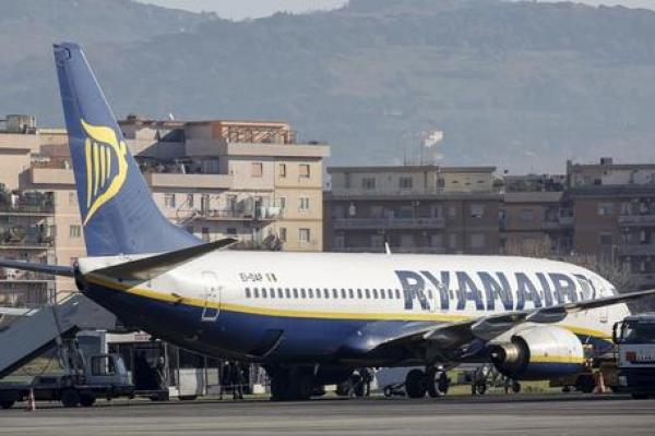 Ryanair/ Nuova rotta Bari-Madrid. Previste tre frequenze settimanali.