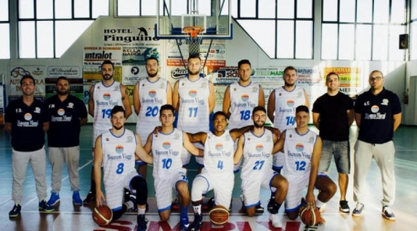 Basket - La Bisanum Viaggi Vieste espugna Monopoli e aspetta l'Udas Cerignola