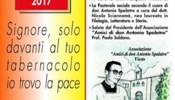 Vieste/ Giovedì 9 una messa solenne per celebrare don Antonio Spalatro. A seguire un seminario su tre santi del territorio.