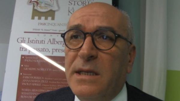 """Vieste – 1968/2018 CINQUANT'ANNI DELL'IPSSAR """"Mattei""""… E LI DIMOSTRA TUTTI – PROTAGONISTI: IL DIRIGENTE SCOLASTICO PAOLO SOLDANO"""