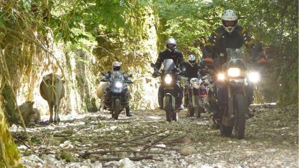 Vieste/ Off road sullo sperone dello Stivale. Dal 22 al 24 aprile un tour non competitivo di 250 km