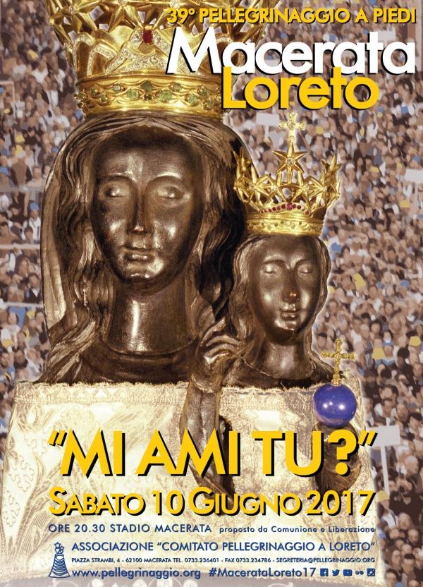 Macerata-Loreto/ Il messaggio di don Julián Carrón per il 39° Pellegrinaggio.