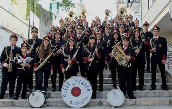 Vieste/ Dal 7 al 10 settempre la III Edizione del FESTIVAL DELLE BANDE MUSICALI E DELLE MAJORETTES.
