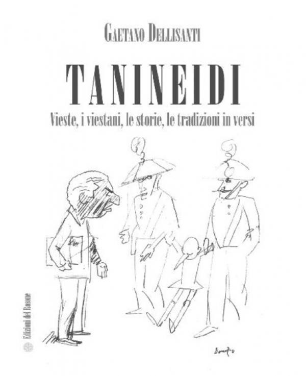 IL LIBRO DELLE FESTE/ Tanineidi. Vieste, i viestani, le storie, le tradizioni in versi, di Gaetano Dellisanti – IMPERDIBILE -
