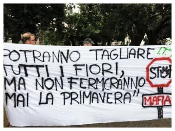 Peschici/ Tanta la partecipazione alla Marcia della Legalità!