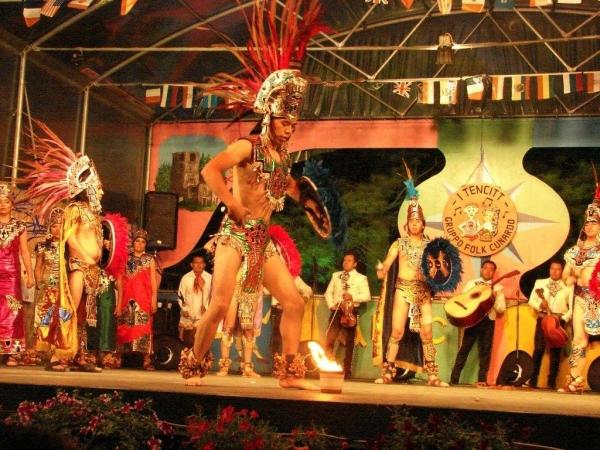 Pizzeche & Muzzeche, Cile, Polonia, Macedonia e Taiwan al 32° Festival Internazionale del Folklore a CUNARDO (Varese)