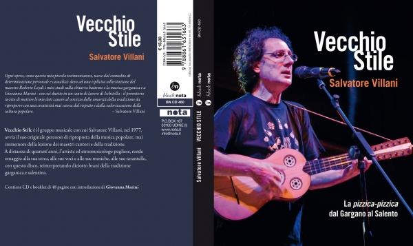 """L'etnomusicologo Salvatore Villani presenta """"Vecchio Stile. La pizzica-pizzica dal Gargano al Salento"""""""