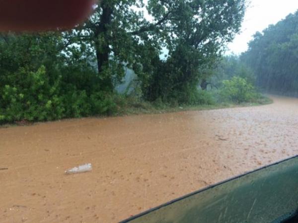 Finalmente la pioggia in Capitanata: boccata d'ossigeno per agricoltura e invasi