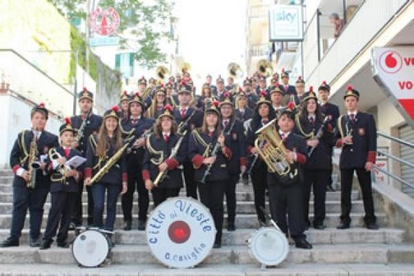 Vieste/ Aperti i corsi musicali organizzati dalla Banda Gerolamo Cariglia
