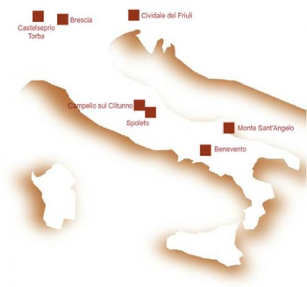 Monte S.Angelo/ Sulle orme dei Longobardi dal Friuli alla Grotta dell'Angelo