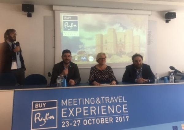 Turismo - LA PUGLIA DECOLLA SUL MERCATO INTERNAZIONALE