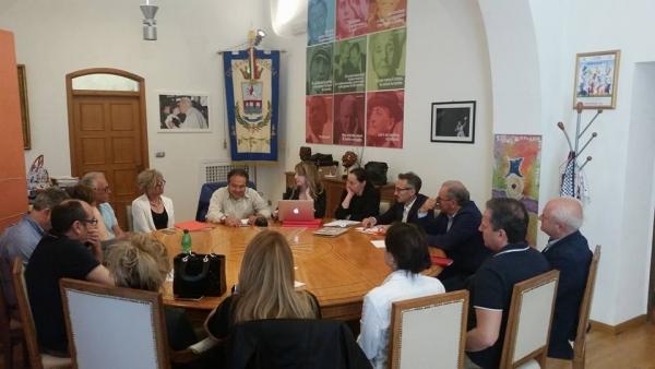 A Manfredonia il primo incontro operativo di #IoSonoGargano