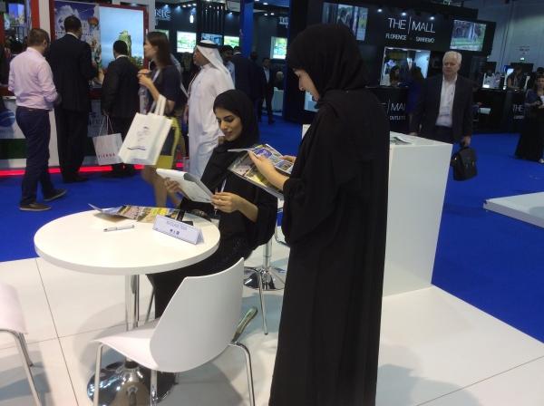La Puglia all' Arabian Travel Market di Dubai. Pugliapromozione ha incontrato 120 buyer, 15 società di marketing