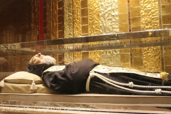 S. Giovanni Rotondo/ S. Pio torna a Santa Maria delle Grazie.