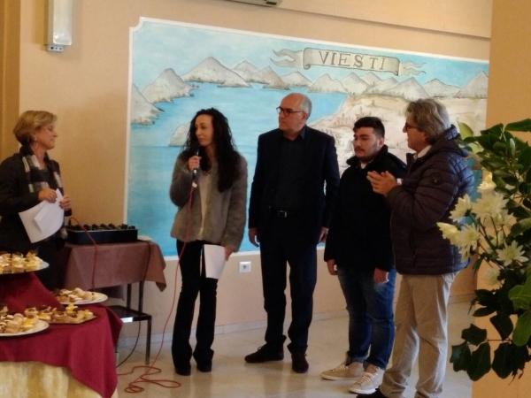 Vieste/ IPSSAR MATTEI: Assegnate le Borse di studio Manzionna a Innangi  Desideria, Quacquarelli Francesco e Mykaliuk Vitali.