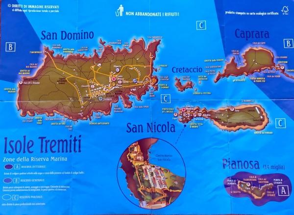 ISOLE Tremiti/ «Vogliamo gestire la riserva marina». Il Comune punta all'autonomia dal Parco nazionale del Gargano