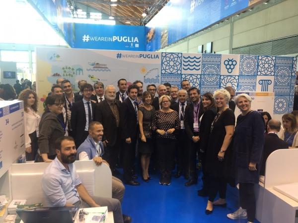 TTG di Rimini: 50 imprese per la Puglia