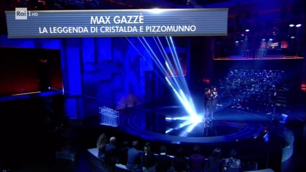 Max Gazzè andrà a Sanremo con