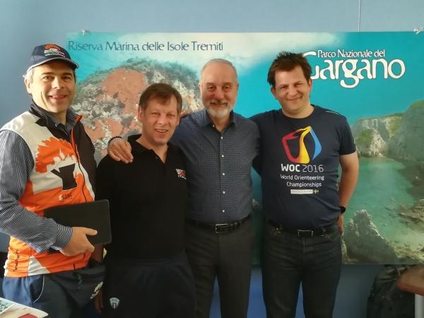 Il Parco Nazionale del Gargano in corsa verso i Campionati Mondiali Orienteering 2020. Il prossimo 5 luglio in Estonia