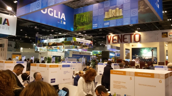 World Travel Market/ La Puglia all'importante tappa di promozione internazionale di Londra