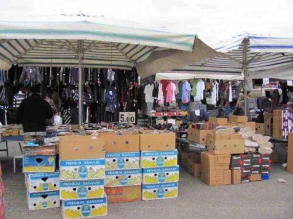 Per le festività di S. Giorgio niente mercato lunedì 24 aprile verrà recuperato il 17 luglio.
