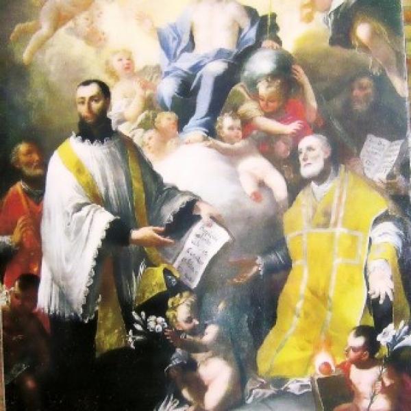 Le tele settecentesche commissionate dal principe Pinto al celebre pittore napoletano Gennaro Abate non hanno più segreti.