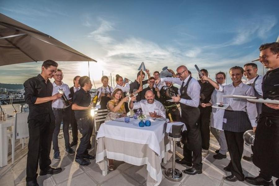 Guida michelin 2018 bib gourmand al ristorante il for Guida michelin puglia