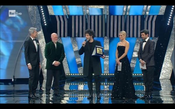 Sanremo 2018 - A Max Gazzè sesto posto e premio per la migliore composizione