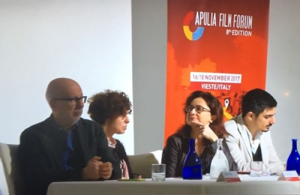 "Vieste – AL VIA L'OTTAVA EDIZIONE DELL'"" APULIA FILM FORUM"" [Video]"