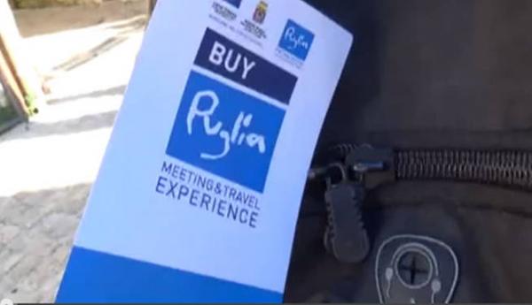 Buy Puglia: l'offerta turistica pugliese in viaggio per l'Europa