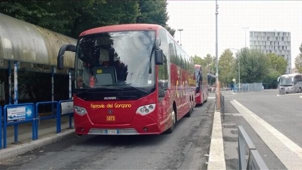 """BUS Vieste - Torino/ FerGargano: """"Non è stato soppresso"""""""