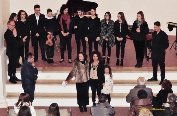 Vieste/ Concerto di Santa Cecilia in ricordo del m° Giuseppe Coco