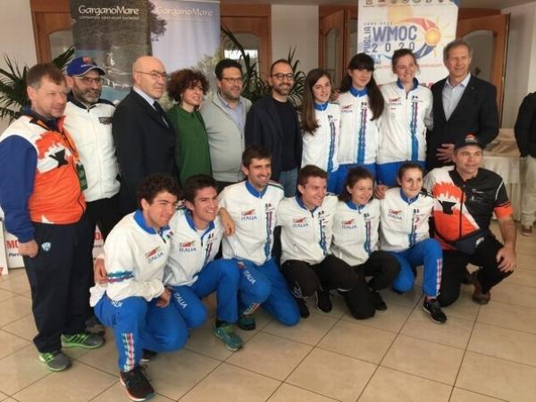 Orienteering 2020/ Piemontese al MOC Camp: a Vieste 200 atleti internazionali