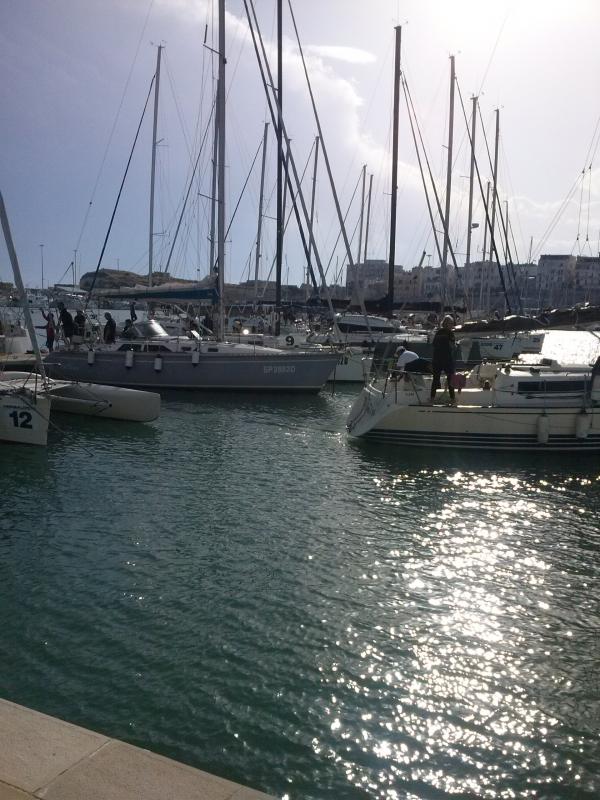 La regata velica che unisce Manfredonia a Vieste, ha festeggiato anche Vieste con i suoi 25 anni