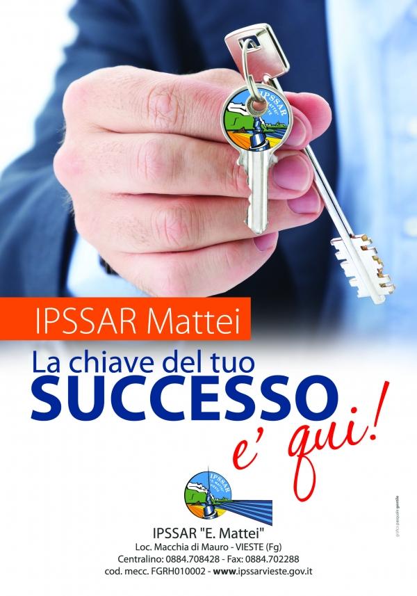 """A Manfredonia la giornata dell?Orientamento dell'Ipssar """"E. Mattei"""" di Vieste"""