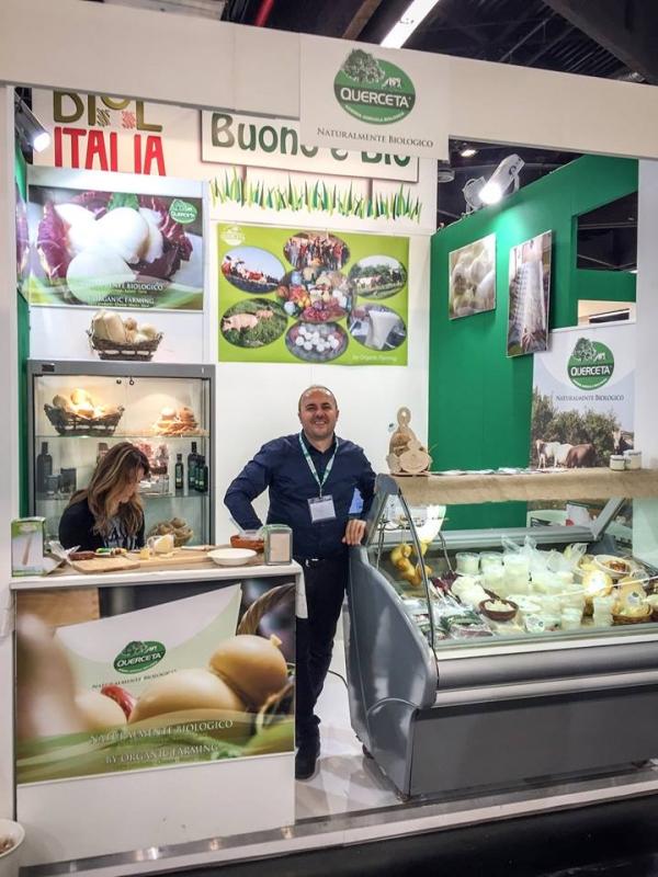 Regione/ L'ass. Di Gioia: nuovi fondi per il biologico. Puglia in mostra al Biofach 2017.