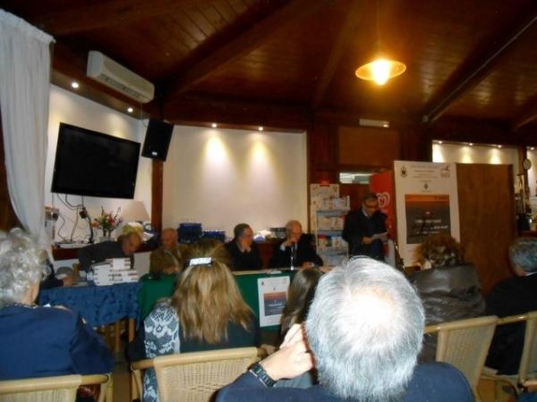 Vieste/ Secondo Concorso Nazionale di Poesia Italiana - L'ora dei Poeti… Era Ora!