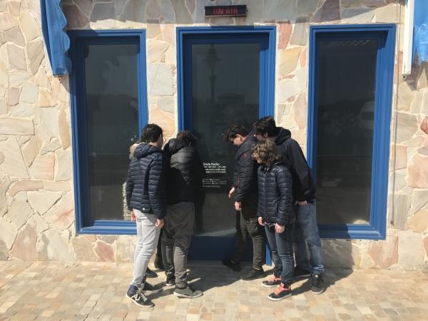 Fazzini-Giuliani Vieste/ Prima esperienza Scuola - Lavoro: un testamento ai giovani