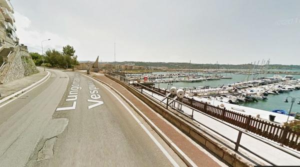 Vieste - Venerdì 21 aprile divieto di sosta sul Lungomare Vespucci