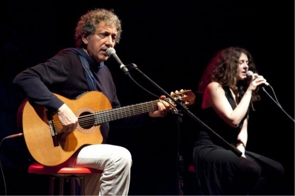 Vico/ Rinviato il concerto di Eugenio Bennato